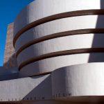 Das weltberühmte Guggenheim Museum in New York