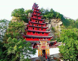 Pagode in China