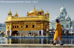 Amritsar in Nordindien