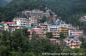 Dharamshala in Nordindien