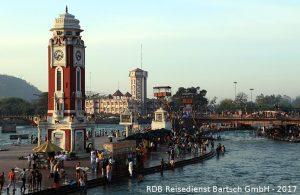 Haridwar in Nordindien